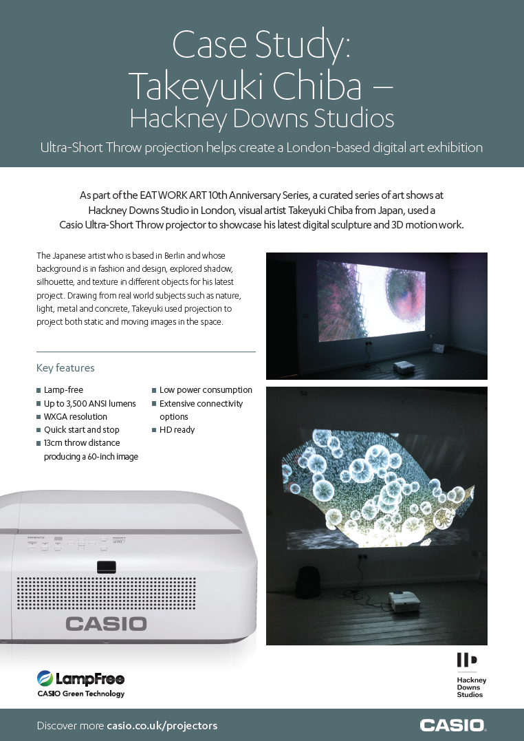 Hackney Downs Studio